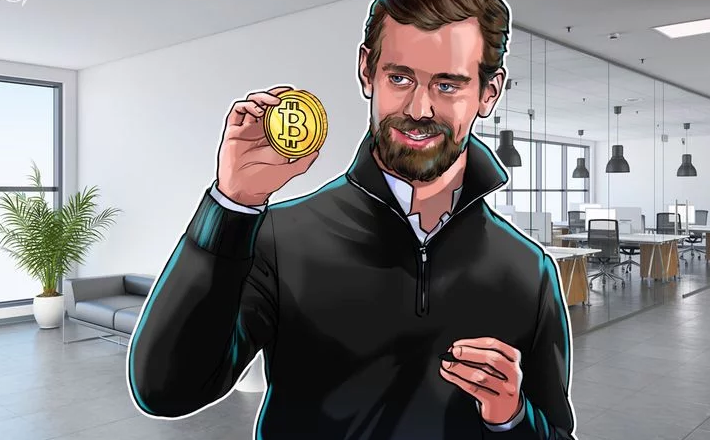 Twitter CEO Alludes to Spending $10,000 a Week on Bitcoin
