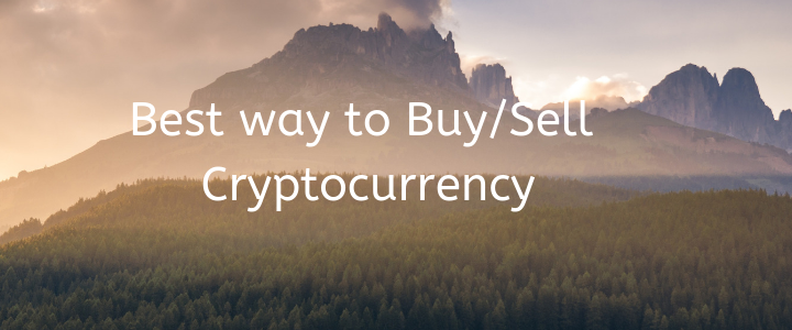 The best way to buy/sell Cryptocurrency in Nigeria
