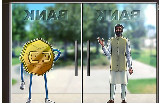 Indian banks are reluctant to work with crypto firms, despite RBI's approval.