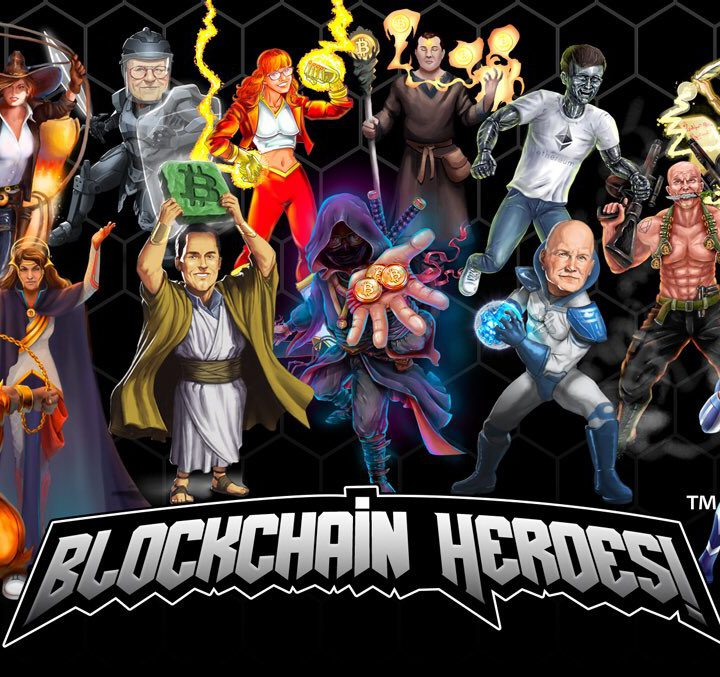 Blockchain Heroes Says No To 'Old School' Fiat Payments