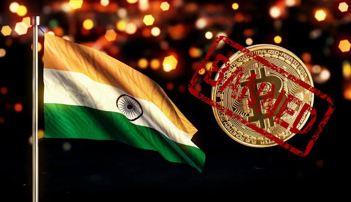 A New Crypto Ban In The Pipeline For The Indian Government