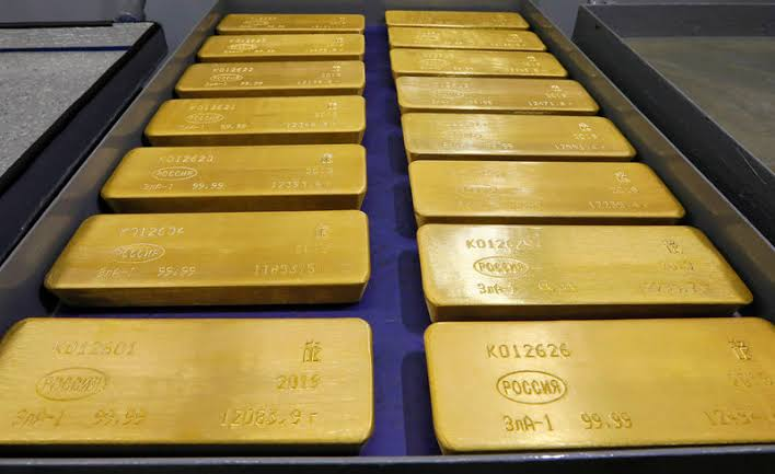 Gold Prices Under Pressure As U.S Dollar Jacks up